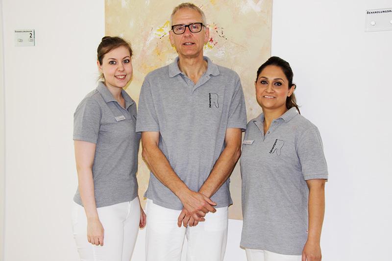 Team Zahnarzt Dr. Ulf Duwe Kronberg
